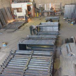 مراحل ساخت و نصب چارچوب ها